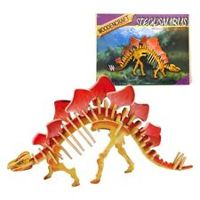 3D STEGOSAURUS DINOSAUR PUZZLE TOY BOY GIRL XMAS GIFT CHRISTMAS STOCKING FILLER