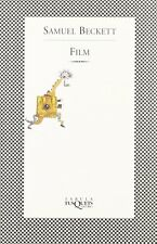 Spanish Language - FILM by Samuel Beckett, Softcover, In Publishers Shrinkwrap