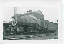 D774 RP 1948/60s B&O RAILROAD TRAIN ENGINE #4197 TOLEDO OHIO