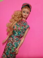 vintage barbie ponytail