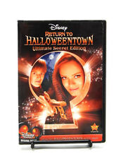 Return to Halloweentown (Ultimate Secret Edition) - DVD