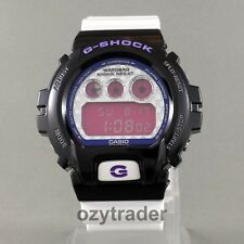New Casio G-Shock DW-6900SC-1 Crazy Colours Black White Star Face Digital Watch