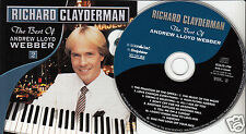 RICHARD CLAYDERMAN The Best of Andrew Lloyd Webber Vol 2 (CD 2000) FREE SHIPPING