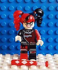 Batman-dc super-héros-custom harley quinn figurine-s' adapte lego