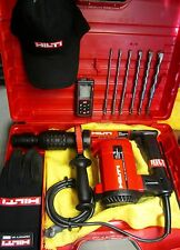 HILTI TE 22 DRILL, PREOWNED, GREAT CONDITION, FREE EXTRAS, FAST SHIPPING