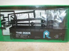 BOWSER # 11047 ~ ROCK ISLAND 3-BAY HOPPER # 510479 ~ LOT B ~ HO