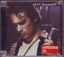 Grace - Jeff Buckley SACD HYBRID ORG 194-3 SEALED