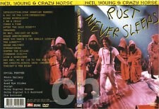Neil Young & Crazy Horse - Rust Never Sleeps Live (1990)  DVD NEW