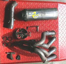 06-07 Suzuki GSXR 600 750 LeoVince FULL Exhaust Leo Vince HEADER PIPES CANISTER