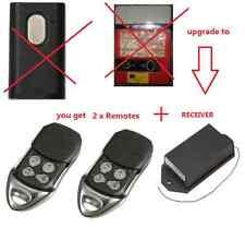 B&D BND control-a-door Garage Door remote Upgrade receiver Remote B&D 70DL 70SD