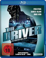The Driver Bruce Dern, Isabelle Adjani, Walter Hill BRAND NEW SEALED BLU RAY