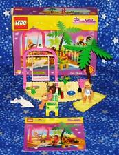 Swing Set Lego Belville 2555 Shell Promotional Complete Play Set with Box 49 Pcs