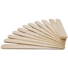 Wooden Spatula Tongue Depressor Wax Medical Stick For Oral Examination uk