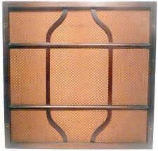 vIntage* RCA VICTOR ELECTROLA VE 12-15 E part:  EXCELLENT SPEAKER GRILL & CLOTH
