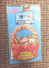EASTER SURPRISE Board Book & Sing-Along Songs Tape GOODTIMES 1996 NEW Cassette