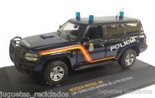 1/43 NISSAN PATROL GR UIP DIRECCION GENERAL DE POLICIA  IXO ALTAYA DIECAST