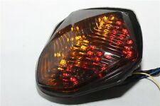Led Tail Brake Light Turn Signals For Suzuki Gsx-R Gsxr1000 2003 2004 Smoke
