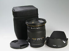 Sigma DC 17-50mm f/2.8 HSM EX DC Lens For Pentax Near Mint