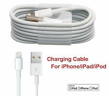 Genuine Charger Lead USB Data Cable For Apple iPhone 7 Plus /6s/5s/iPad mini A