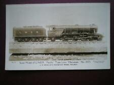 POSTCARD RP SCALE MODEL OF LNER LOCO NO 2573 'HARVESTER'