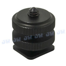 "Hot Shoe Mount to 1/4"" Shoe Adapter for Zoom HS-1  H4n H2n Q2HD Q3HD"