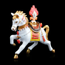 Feng Shui Horse Carrying Flaming Jewel of Victory V1007