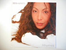 """MAXI 12"""" POP 80s  ▒ SIHAM : RHYMES ( EXTENDED 5'01 )"""