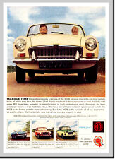 A3 - Wall POSTER Print Vintage Retro - MGB Sport Car Advert 1960s #1