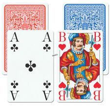 1 Ass Romme Club große Eckzeichen Kartenspiel Französisches Bild, Spiele Frobis