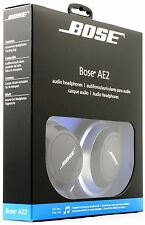 BOSE AE2 Audio Headphones - Black... NEW!
