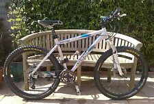 Giant Terrago Disc Mens Hardtail Mountain Bike Bicycle Front Suspension RRP £699
