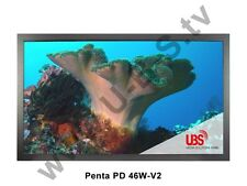 "Penta PD 46w-v2 - 46"" LCD TV broadcast widescreen display HD 2 Line"