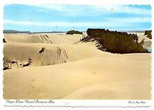 Oregon Dunes National Recreation Area Postcard Coast Between Florence Coos Bay