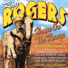 ROY ROGERS (with The Sons Of The Pioneers) - Home on the Range CD [B28]