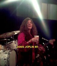 5x7 inch photo                  JANIS JOPLIN