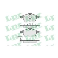 LPR 20676 Brake Pad Set, disc brake 05P639