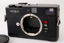 【TOP MINT】 Minolta CLE 35mm Rangefinder Film Camera Body Only from japan #298