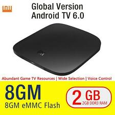 Xiaomi MI BOX Smart Set-top TV Box Quad Core 4K DTS Dolby IPTV Media Player