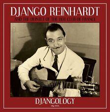 Django Reinhardt & Quintet DJANGOLOGY 180g Gypsy Jazz NEW SEALED VINYL LP