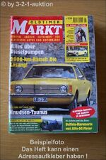 Oldtimer Markt 6/95 Honda S 600 800 Porsche 917 Ford