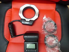 Sigma EM-140 DG iTTL Macro Ring Flash For Nikon Cameras (Broken Mount)