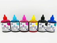 CISS Compatible Refill Ink Sets Fits Epson P50 R285 R265 RX585 T0807 NON-OEM