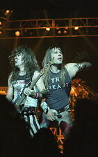 IRON MAIDEN in concert 1983! 107 unrepeatable PHOTOS! World Piece Tour. not cd