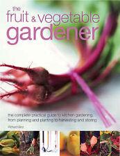 The Fruit & Vegetable Gardener-ExLibrary
