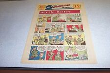 COMICS THE OVERSEAS WEEKLY 7 FEBRUARY 1960 BEETLE BAILEY THE KATZENJAMMER KIDS