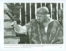 RICHARD HARRIS movie photo lot of 2, 1976 THE RETURN OF A MAN CALLED HORSE