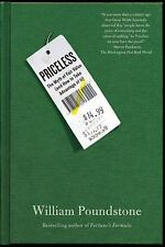 Priceless: The Myth of Fair Value and How to Take Advantage of It)