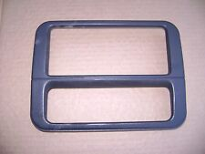 93-02 Firebird  Dash Radio A/C  Trim     Trans am