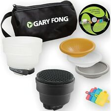 Gary Fong Lightsphere® Collapsible™ Kit:Fashion & Commercial Universal SPEEDLITE