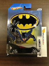 AFFINITY Batmobile  #5 * 2012 Hot Wheels * Batman Walmart Commemorative * C2